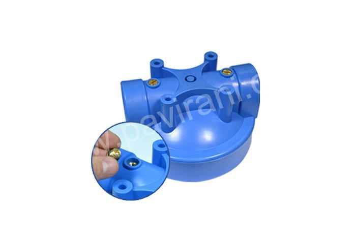 филтърно тяло Big Blue 10 инча 11/2 цола