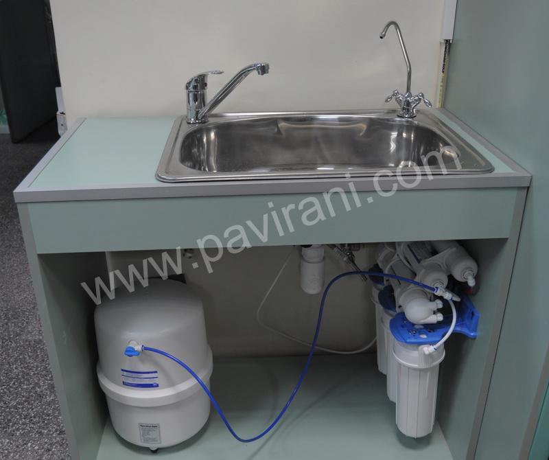 пречистване на питейна вода