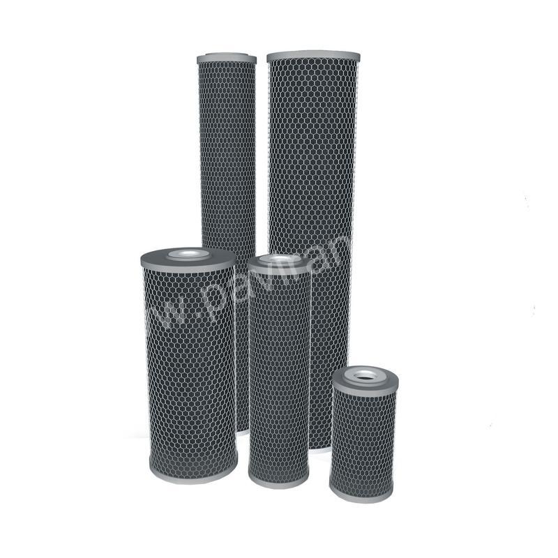 карбонови филтри за вода