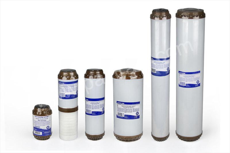 обезжелезяващ филтър за вода FCCFE 10 инча