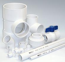 тръби и фитинги за студена вода PVC-U над 2'' SCH40