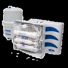 филтърна система за питейна вода - обратна осмоза в елегантна кутия