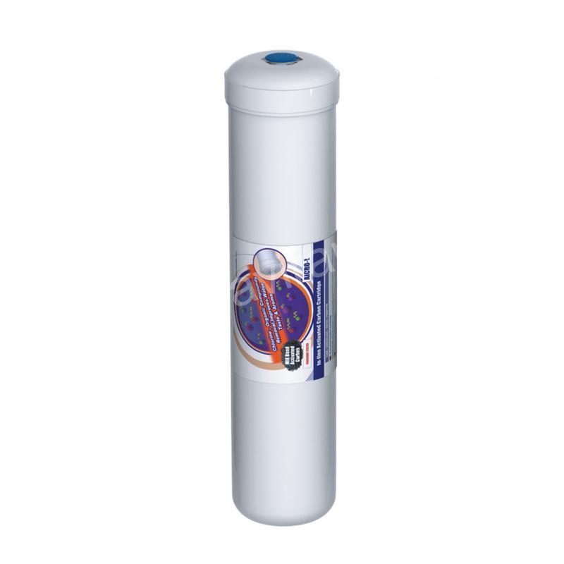 филтър за вода с активен въглен