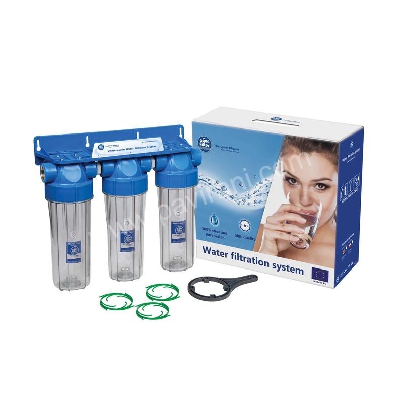 система филтри за вода