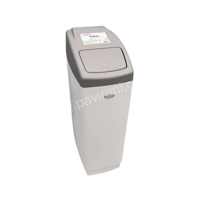 система за омекотяване и пречистване на вода
