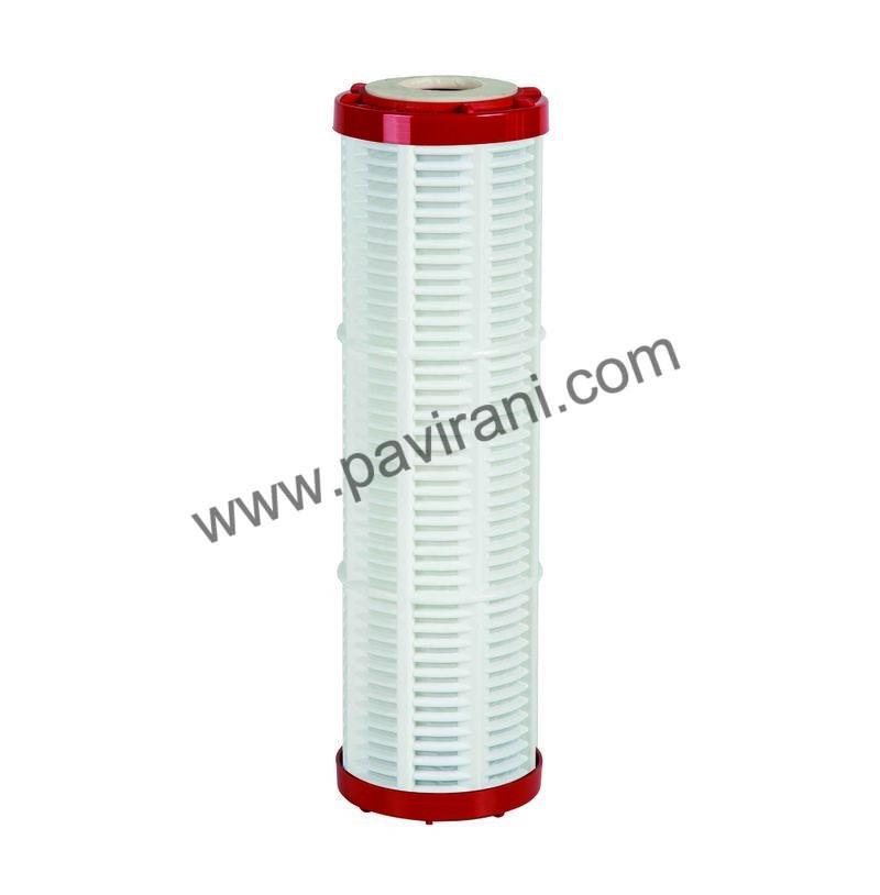 механичен филтър за гореща вода