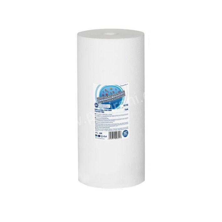промишлени механични филтри за вода с голям дебит