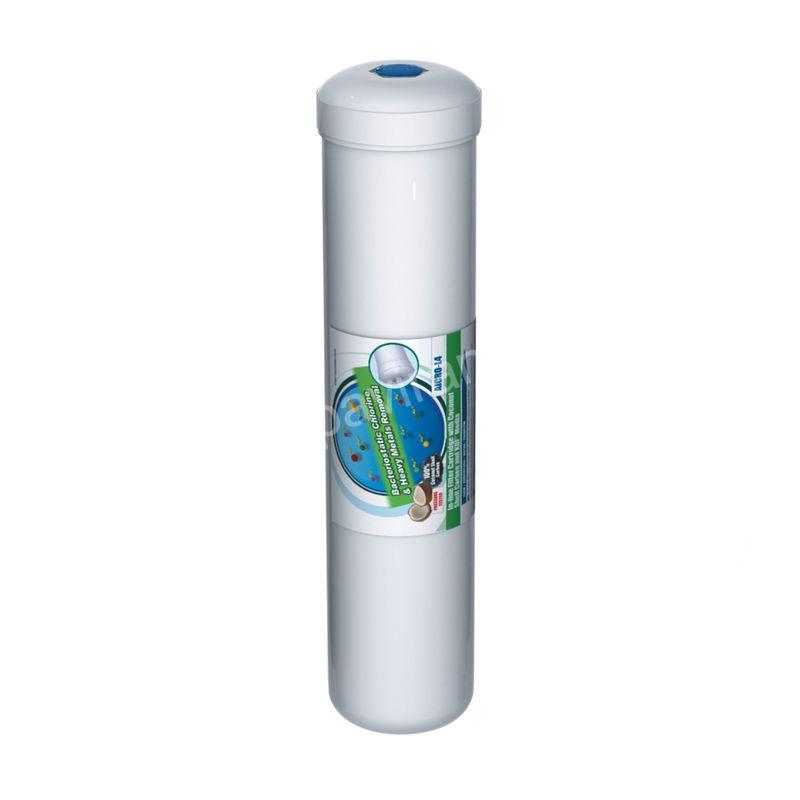 карбонов филтър за вода