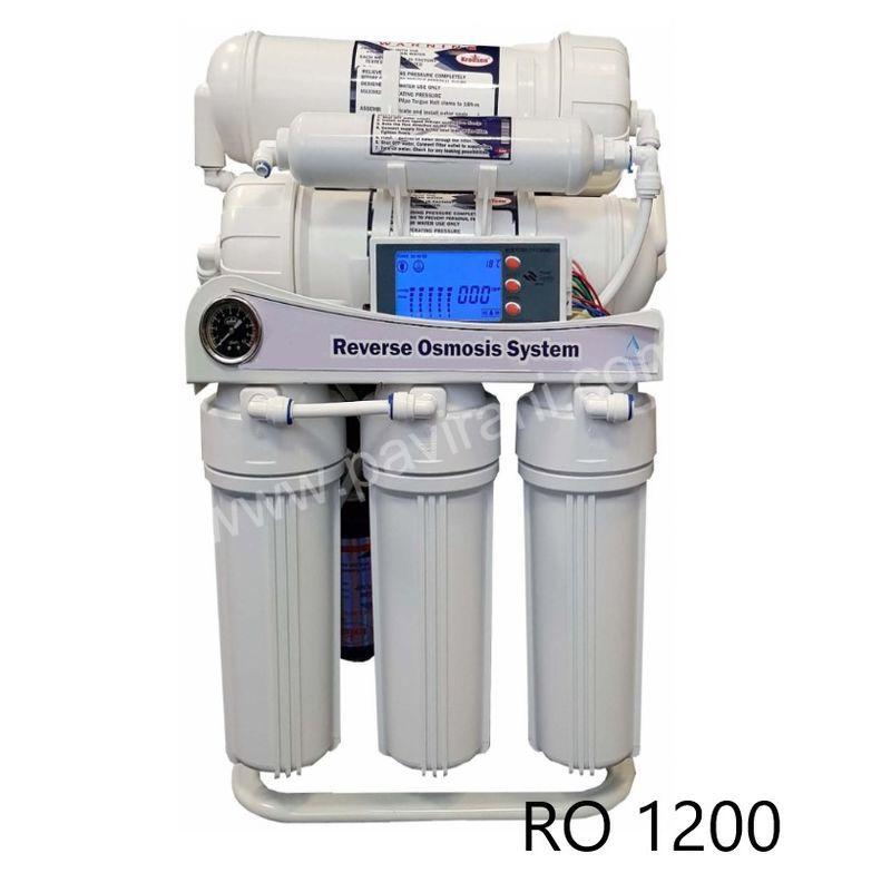 система за обратна осмоза без резервоар