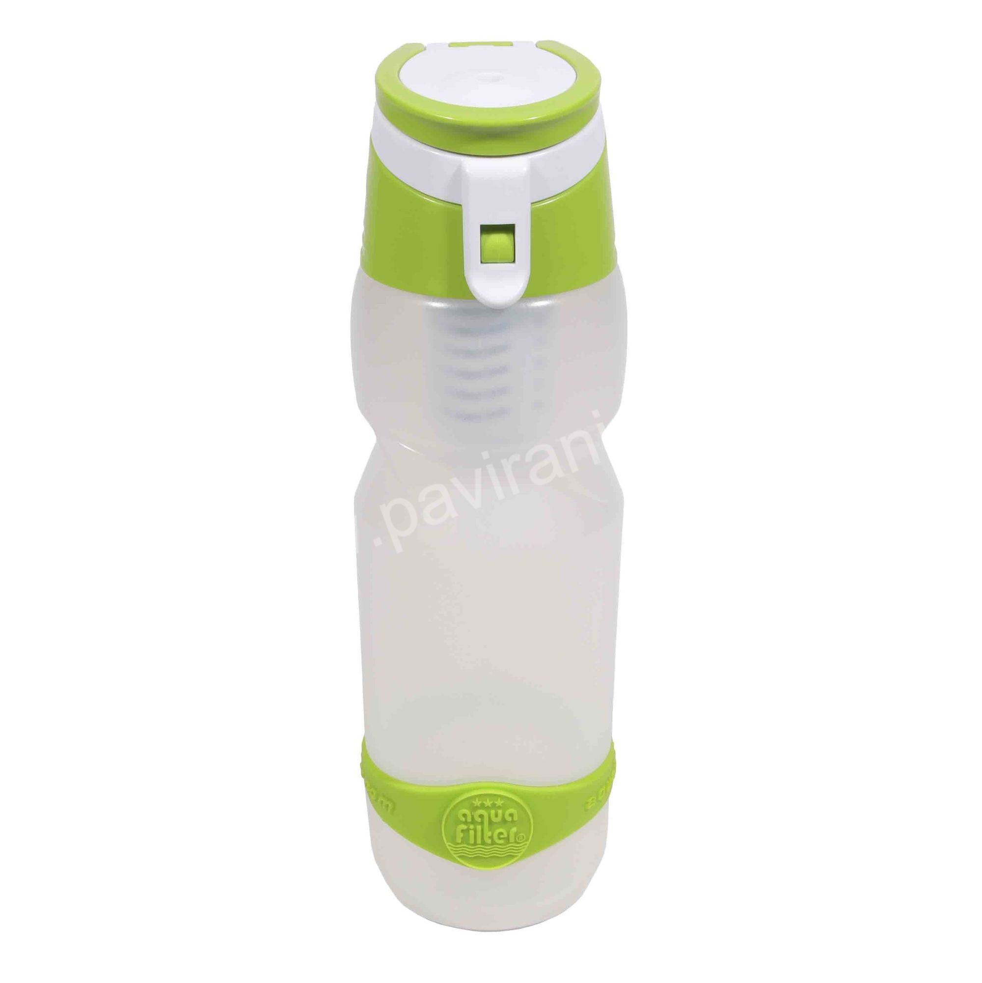 бутилка с филтър за вода