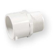 съединител външ. резба PVC-U 1/2 цола
