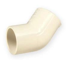 коляно 45 PVC-C 1 цол