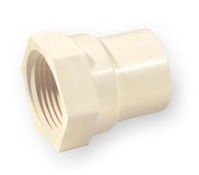 адаптер с вътр. резба PVC-C 1 цол