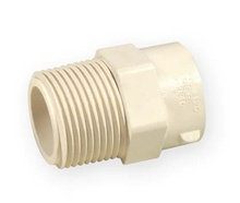 адаптер с външ. резба PVC-C 3/4 цола