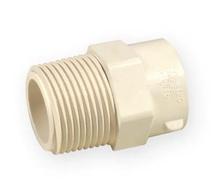 адаптер с външ. резба PVC-C 1 цол