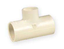 тройник редукция PVC-C 1 x 1 x 3/4 цола