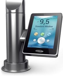 йонизатор за жива вода контролен панел