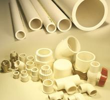 тръби и фитинги за топла и студена вода PVC-C