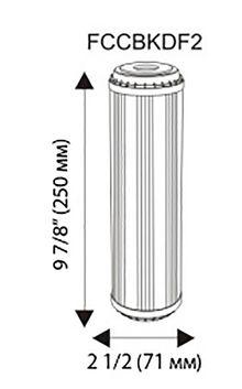 специализиран филтър за вода размери