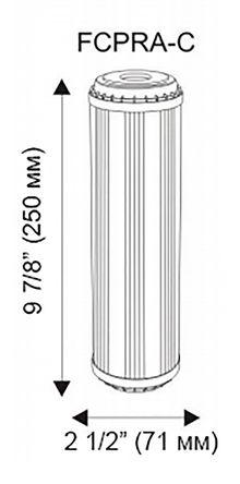 филтър за варовик размери