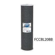 карбонов филтърен патрон FCCBL20BB