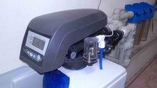 омекотителна инсталация за вода автоматично управление