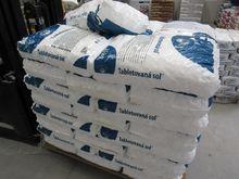 таблетна сол за системи за омекотяване на твърда вода