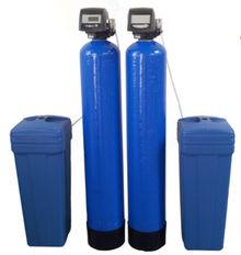 двуколонна система за омекотяване на вода 2х35