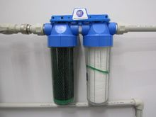 филтърна система за водопровод