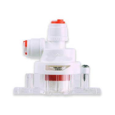 клапан против течове за системи за филтрация на вода