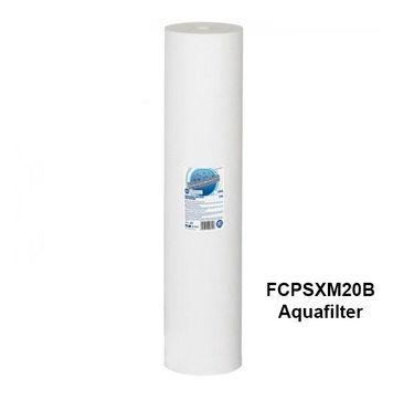 FCPS5M20B механичен филтър за вода  5 микр. 20 инча BigBlue