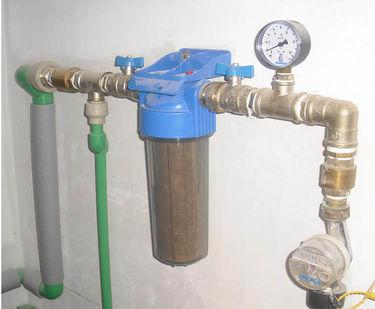 филтри за водопровод