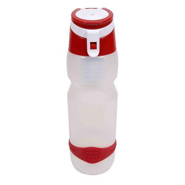 бутилка с филтър DWETS червена