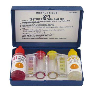 тестер за басейни pH и хлор