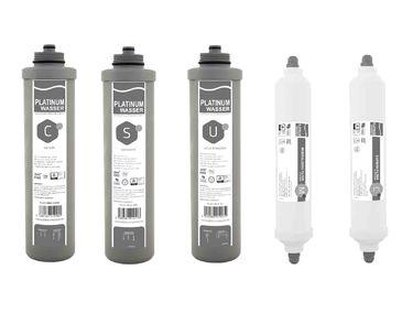 резервни филтри за системи Platinum Wasser