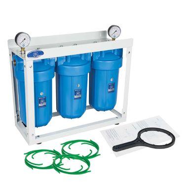 система филтри за водопровод BB10 тройна 1