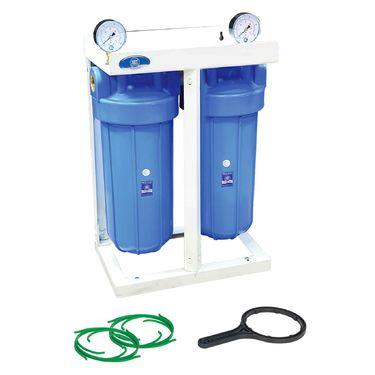 система филтри за водопровод BB10 двойна 1