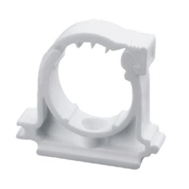 пластмасова скоба PVC-U 3/4 цола
