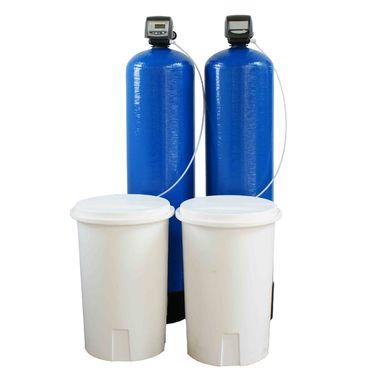 двуколонна система за омекотяване на вода 2х100