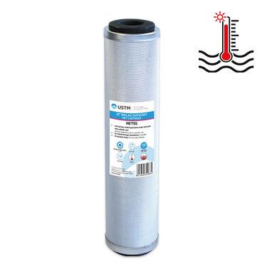 филтър за гореща вода неръждавейка NETSS